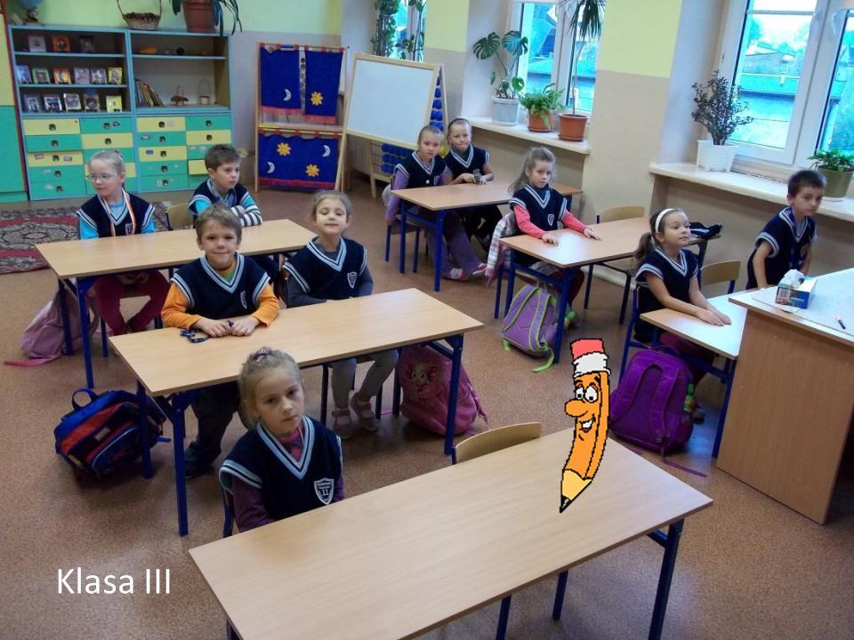 Klasa III