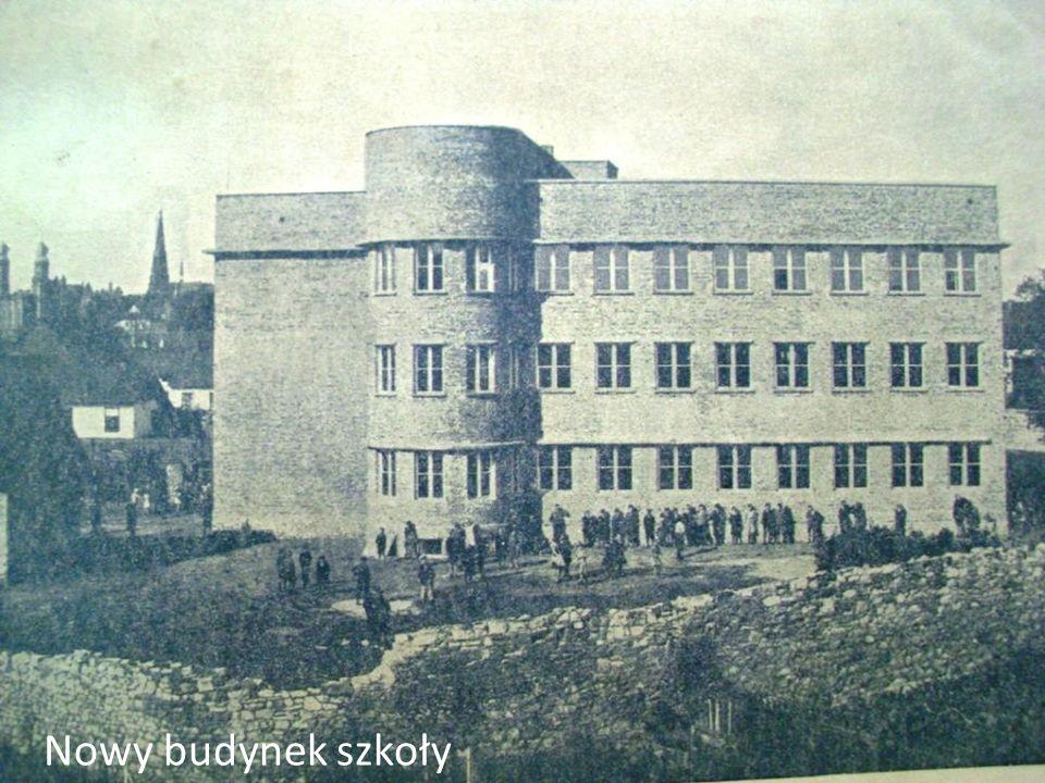 Nowy budynek szkoły