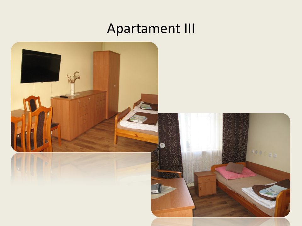 Apartament III