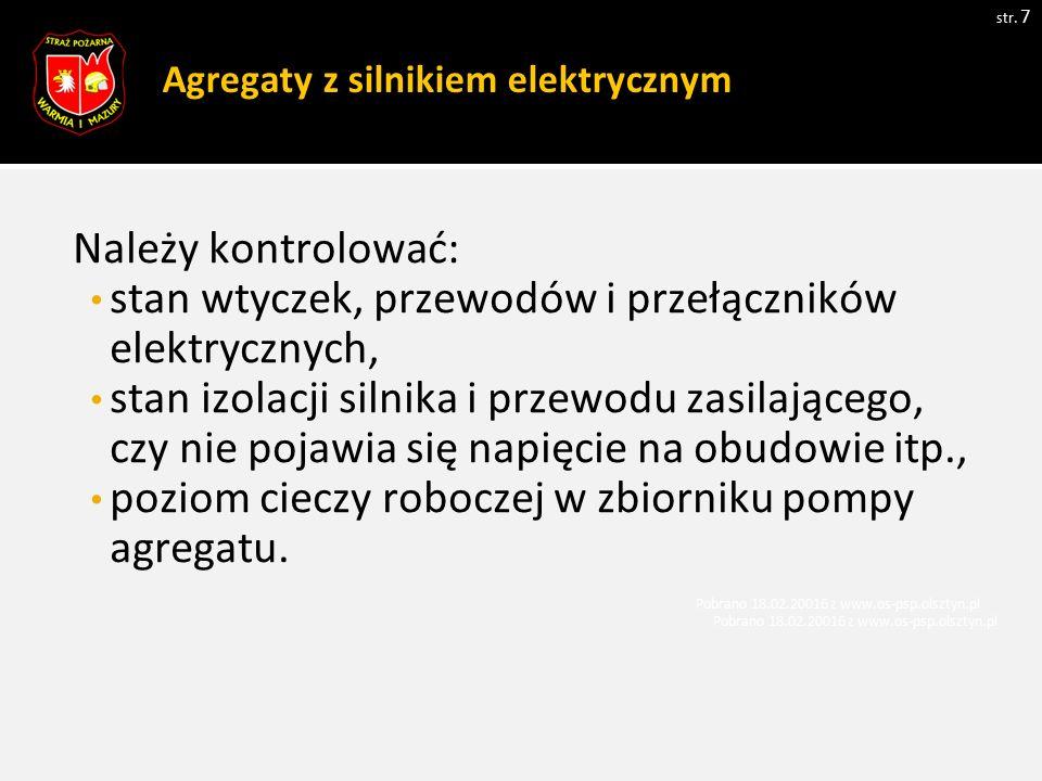 Siłowniki pneumatyczne wysokociśnieniowe cd.str.
