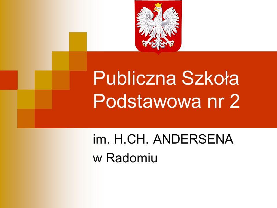 Publiczna Szkoła Podstawowa nr 2 im. H.CH. ANDERSENA w Radomiu