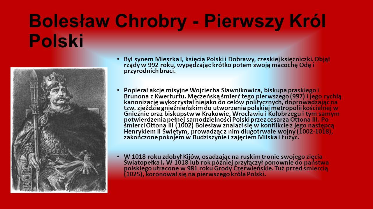 Mieszko I książę Polski Mieszko I to historyczny pierwszy władca Polan, uważany zarazem za faktycznego twórcę państwowości polskiej. Kontynuował polit