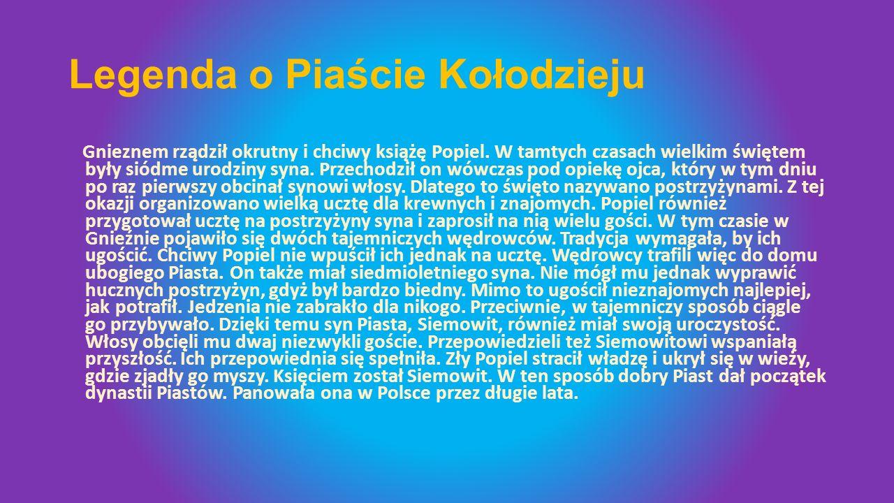 Chrzest Polski Chrzest był doniosłym wydarzeniem dla młodego państwa - Mieszko I stawał się władcą równym innym władcą europejskim, a przybycie do państwa polskiego wykształconych duchownych dawało dostęp do kultury i nauki ówczesnego świata.