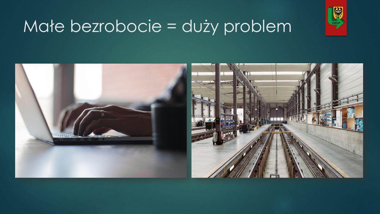 Rynek pracy Dolnego Śląska, podobnie jak w całym kraju staje się powoli rynkiem pracowników.