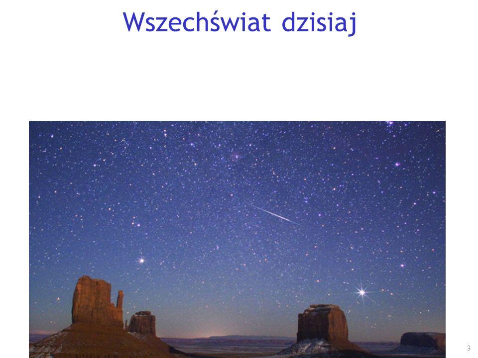 3 Dzień Otwarty Wydziału FAIS, 1 czerwiec 2012 Wszechświat dzisiaj W dzień widzimy tylko Słońce (czasem Księżyc) – naszą najbliższą gwiazdę Nocą obraz nieba jest o wiele ciekawszy: