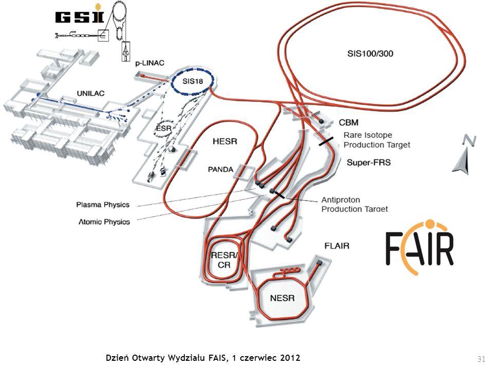 31 Dzień Otwarty Wydziału FAIS, 1 czerwiec 2012