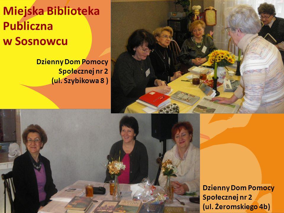 Dzienny Dom Pomocy Społecznej nr 2 (ul. Żeromskiego 4b) Dzienny Dom Pomocy Społecznej nr 2 (ul.