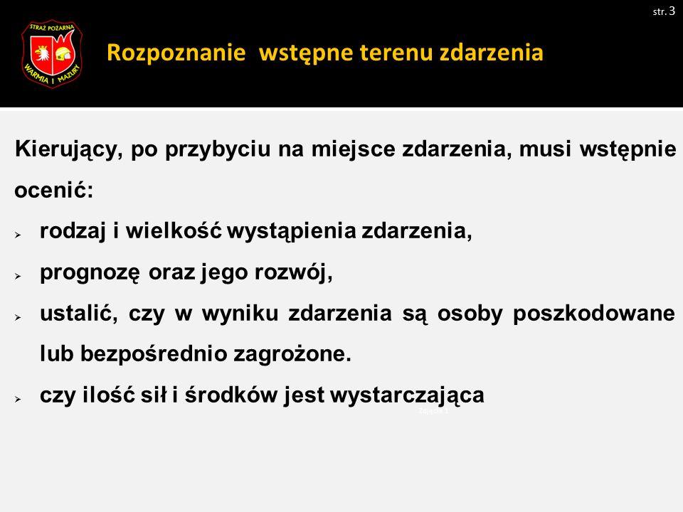 Ogólne zasady ewakuacji zwierząt: str.