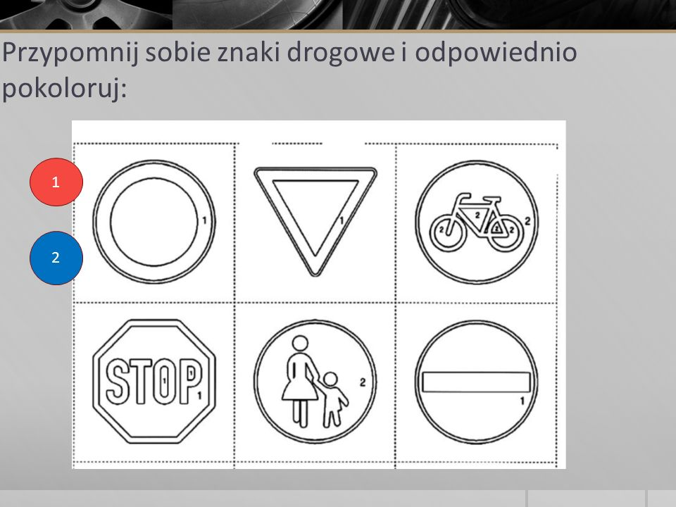 Czy znasz podstawowe części roweru: 1 – koło przednie i tylne, 2 – hamulec, 3 – światło, 4 - dzwonek, 5 - hamulec, 6 – siodełko, 7 – rama, 8 – pedały, 9 - odbitki, 10 – korby, 11 - kierownica