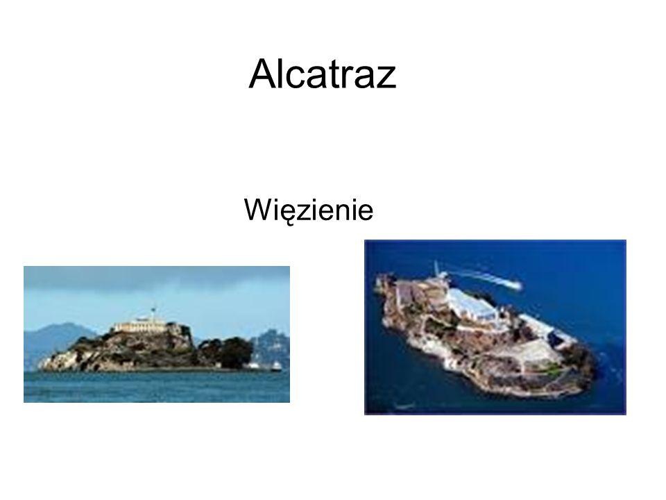 Alcatraz Więzienie