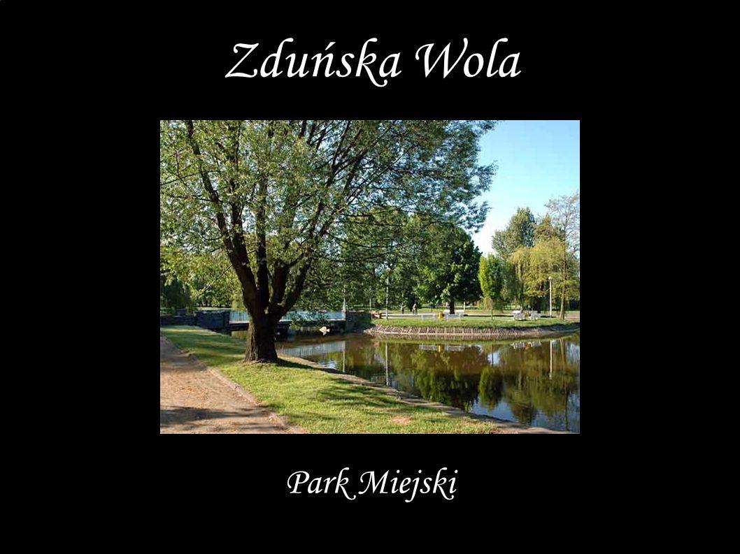 Park Miejski Zduńska Wola