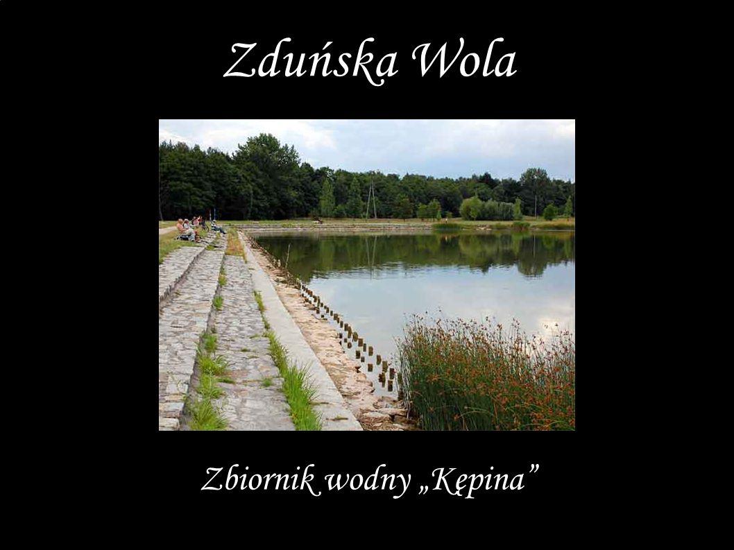 "Zbiornik wodny ""Kępina"" Zduńska Wola"