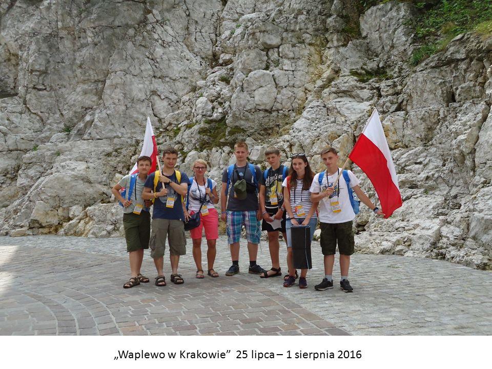"""""""Waplewo w Krakowie 25 lipca – 1 sierpnia 2016"""
