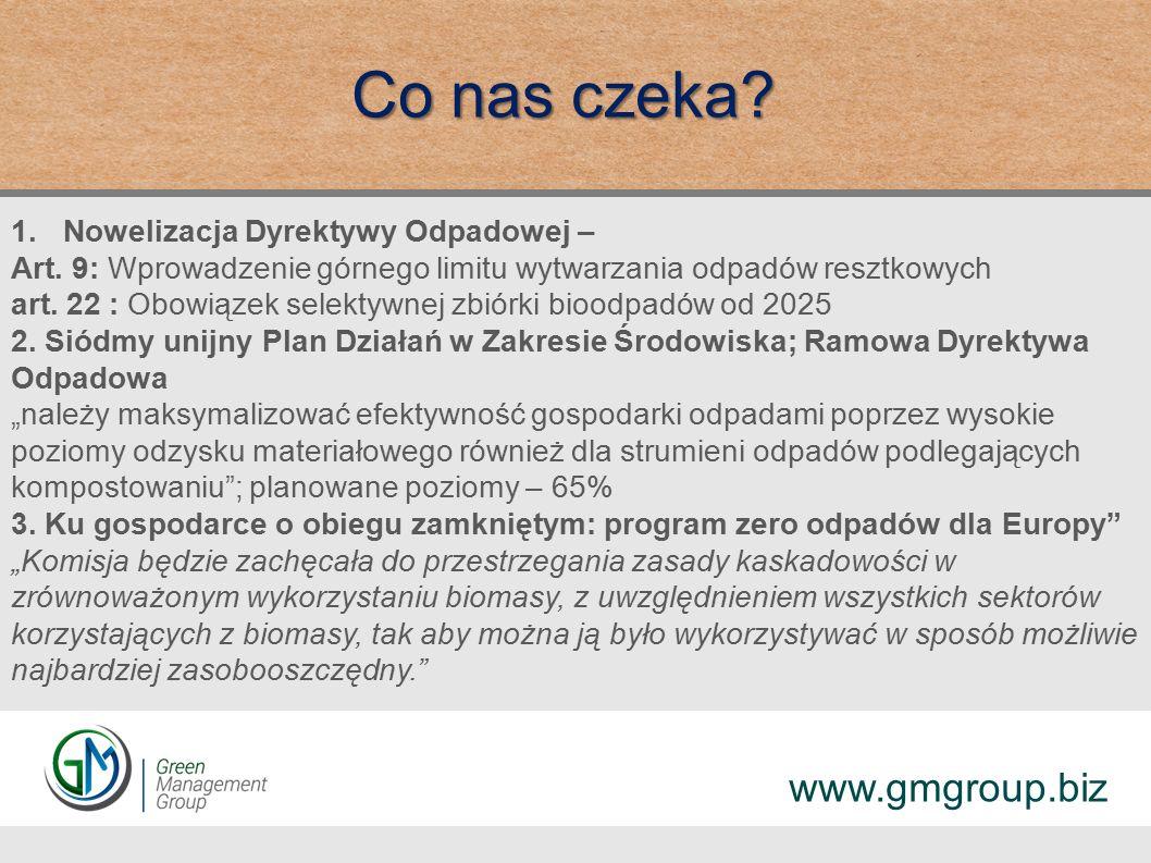 Dane wpgo Niespójnie Nieaktualne Powierzchowne Ogólnikowe Niekompletne Nieporównywalne www.gmgroup.biz