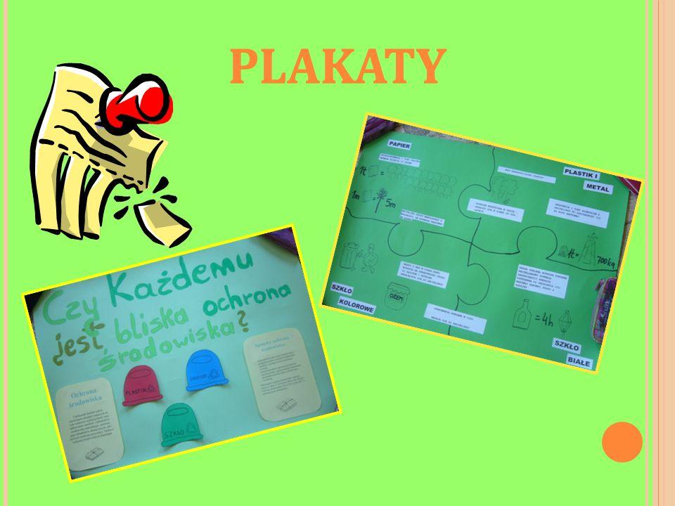 PLAKATY