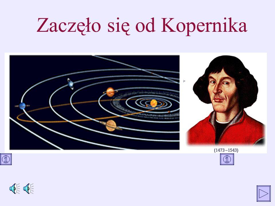 Zaczęło się od Kopernika