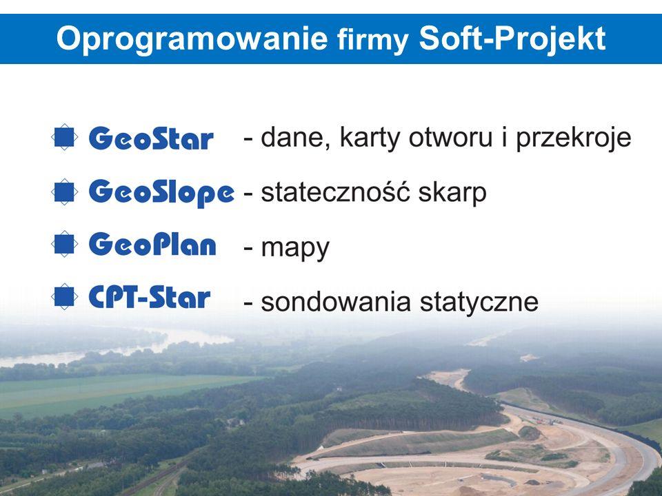 Oprogramowanie firmy Soft-Projekt
