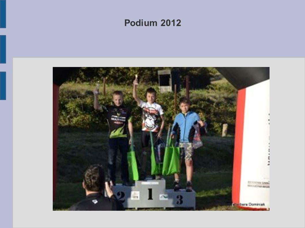 Podium 2012