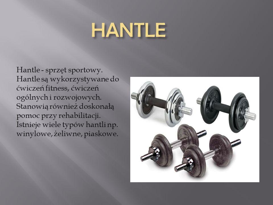 HANTLE Hantle - sprzęt sportowy.