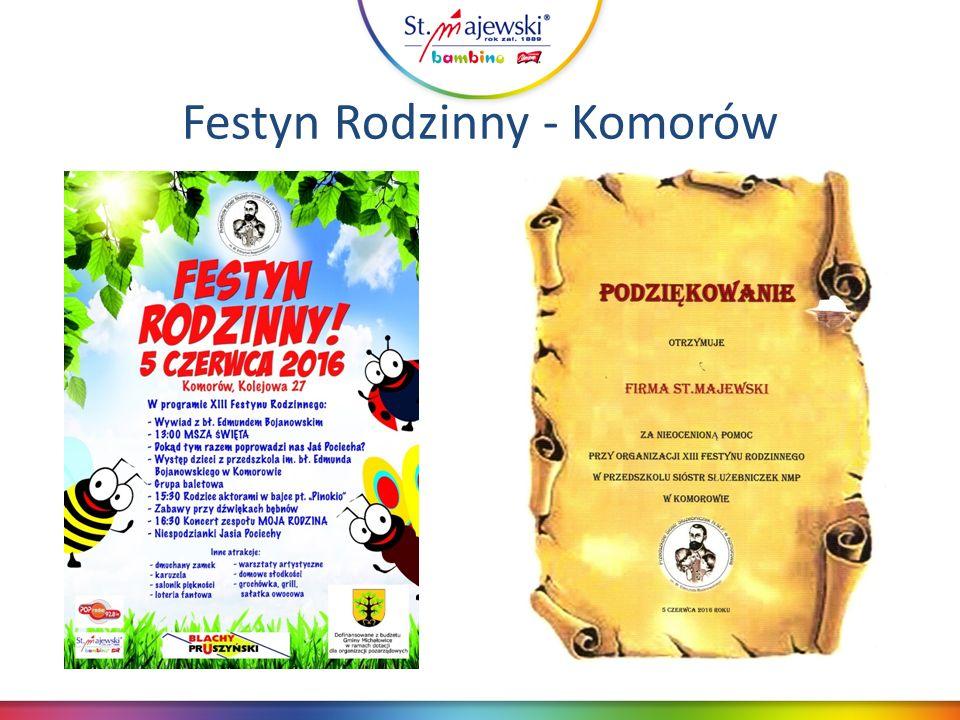 Festyn Rodzinny - Komorów
