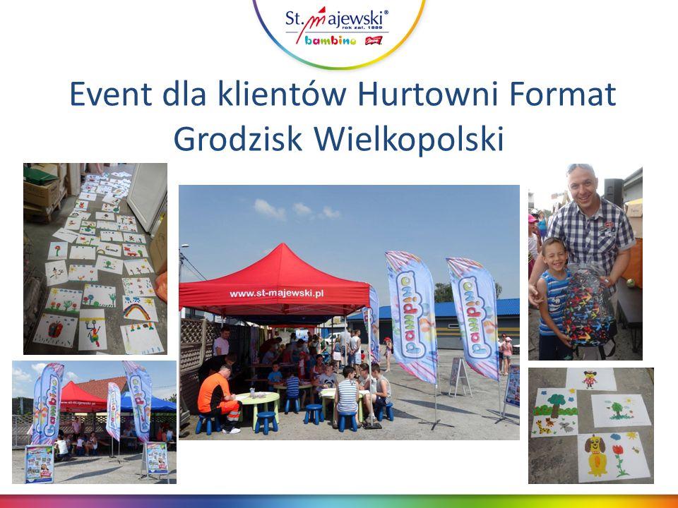 Event dla klientów Hurtowni Format Grodzisk Wielkopolski