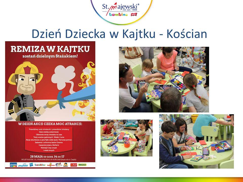 Dzień Dziecka w Kajtku - Kościan