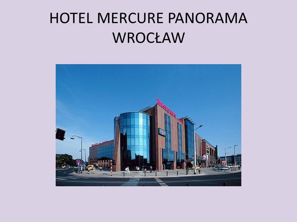 HOTEL MERCURE PANORAMA WROCŁAW