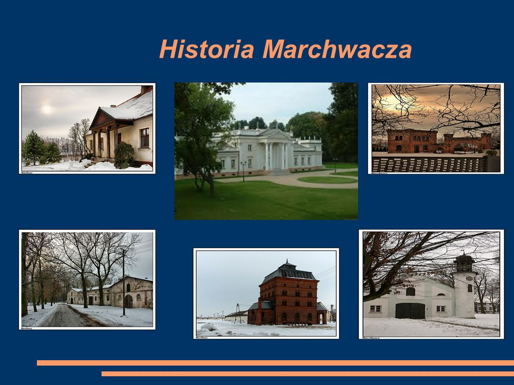 Historia Marchwacza