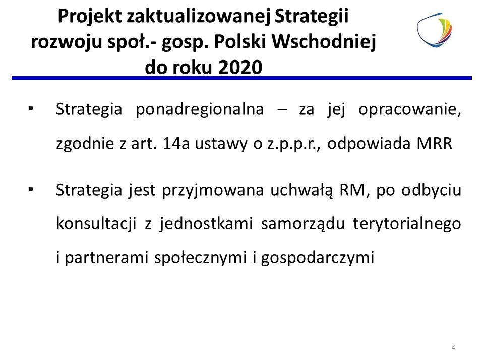 Strategia ponadregionalna – za jej opracowanie, zgodnie z art.