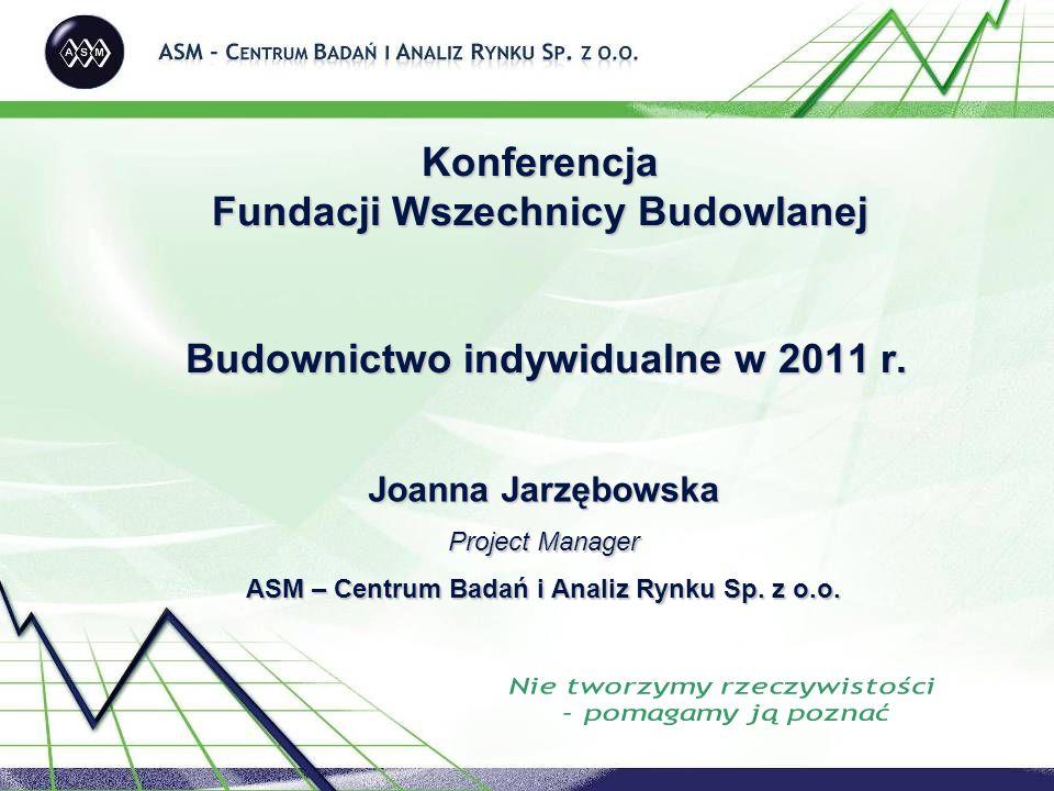 Konferencja Fundacji Wszechnicy Budowlanej Budownictwo indywidualne w 2011 r.