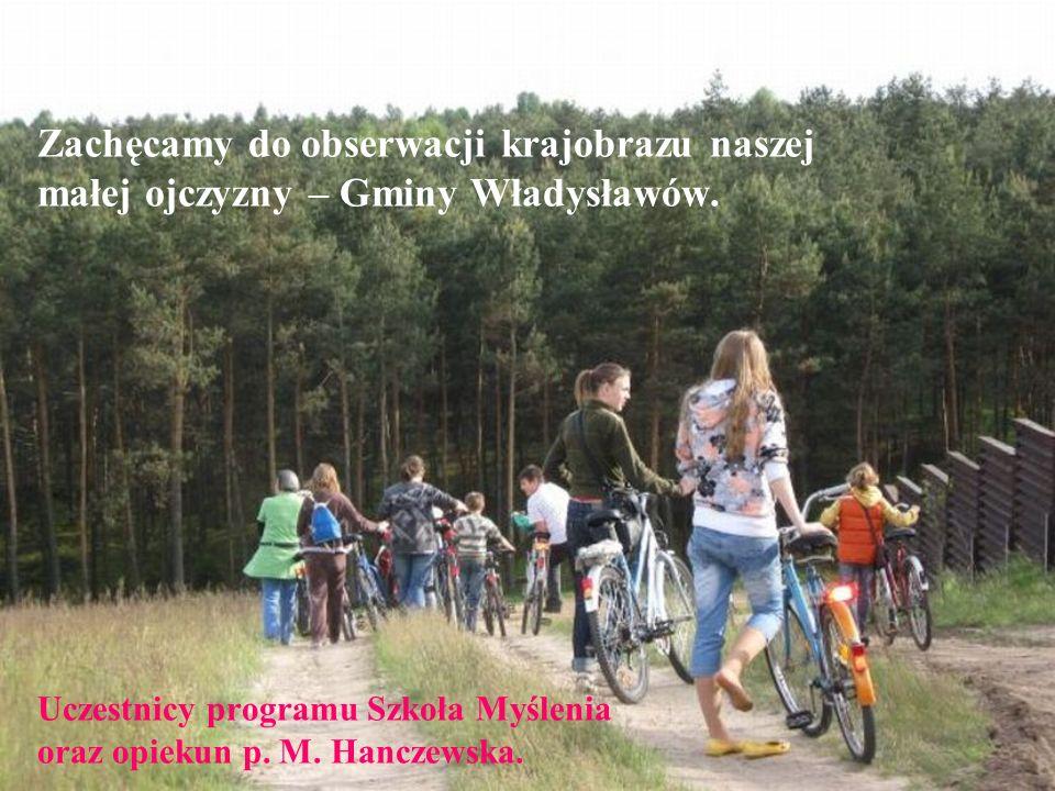 Zachęcamy do obserwacji krajobrazu naszej małej ojczyzny – Gminy Władysławów.