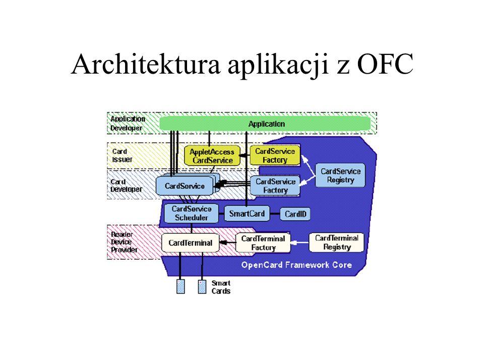 Architektura aplikacji z OFC