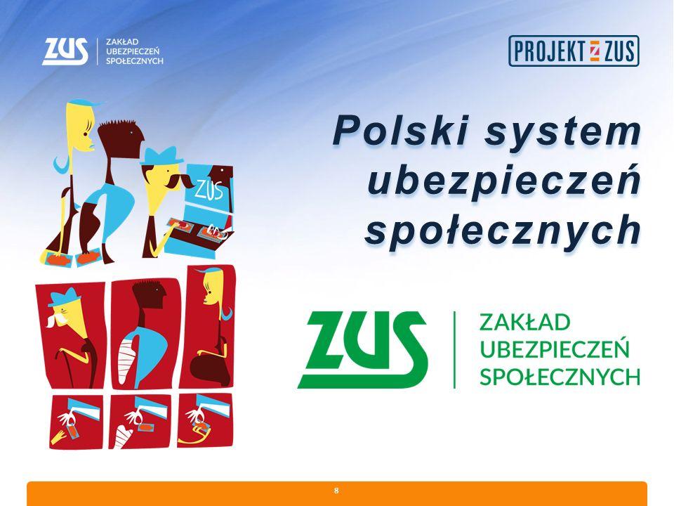8 Polski system ubezpieczeńspołecznych
