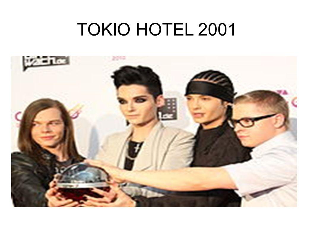 TOKIO HOTEL 2001