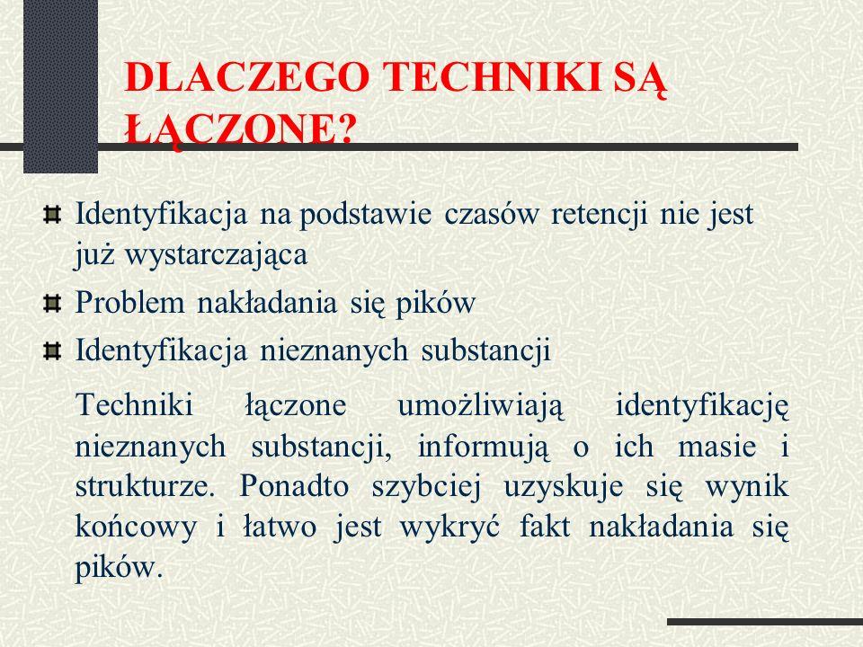 DLACZEGO TECHNIKI SĄ ŁĄCZONE.