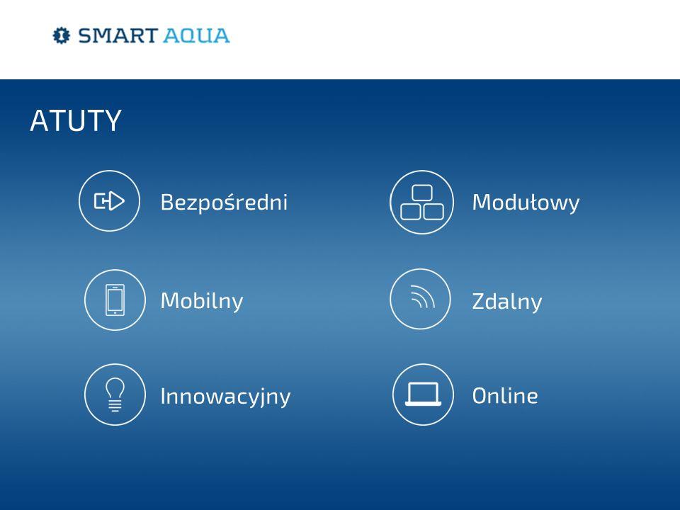 Bezpośredni Mobilny Zdalny Online Modułowy Innowacyjny ATUTY