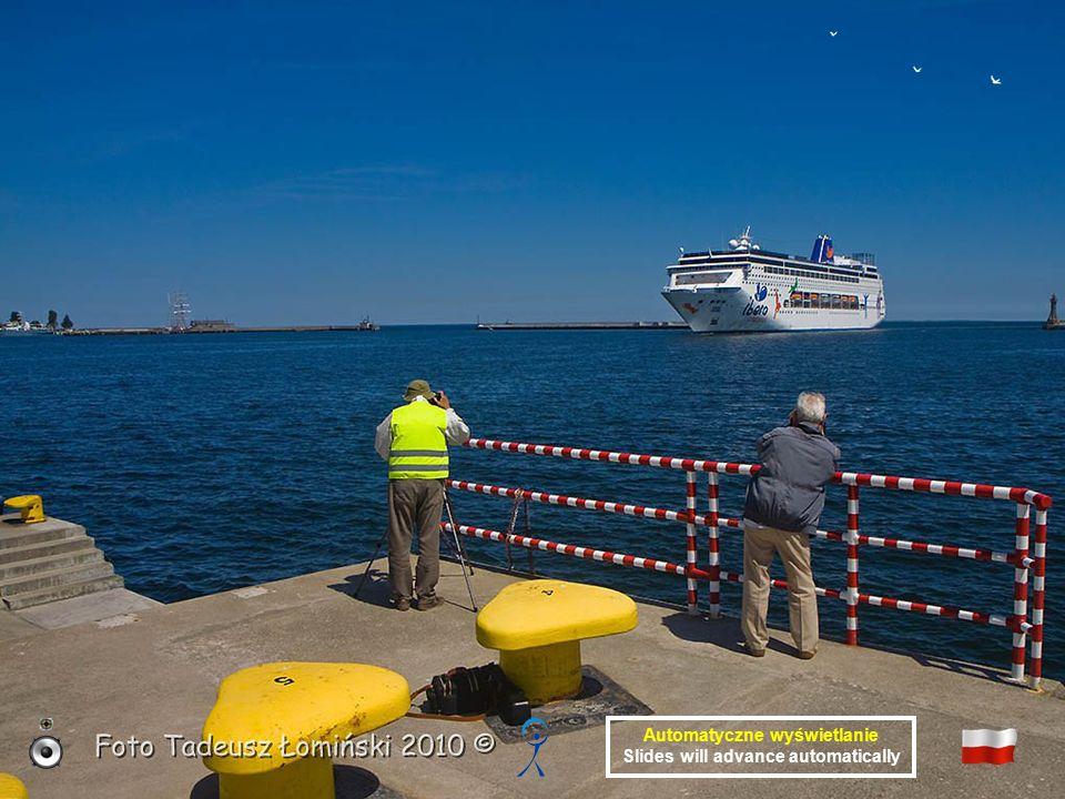 Wycieczkowce w Gdyni w 2010 r.Cruise ships at Gdynia – Poland in 2010 Cz./ vol.