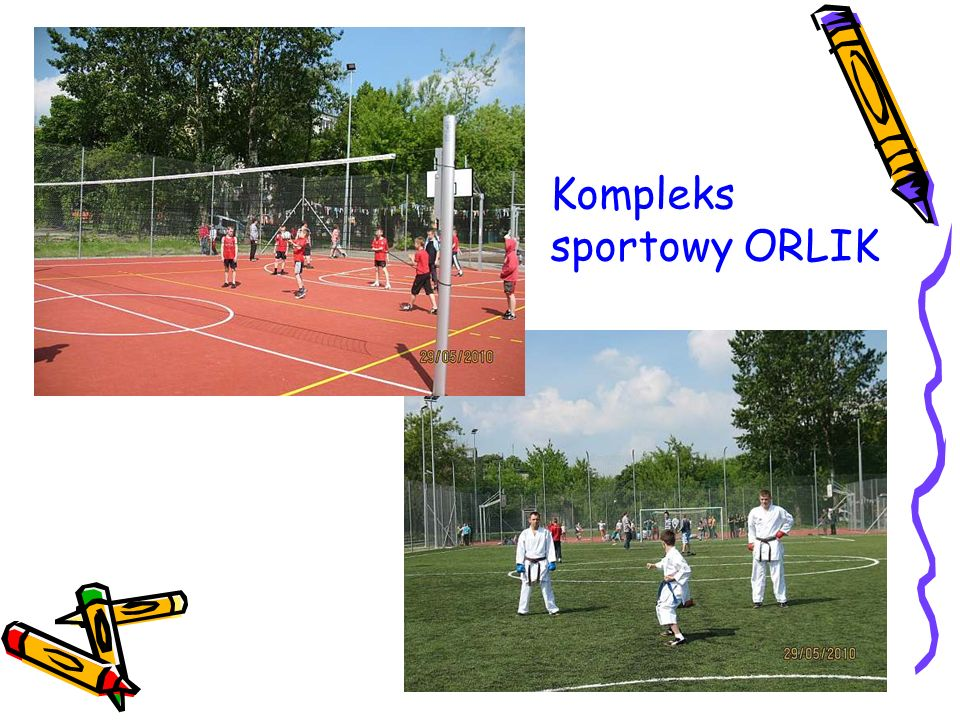 Kompleks sportowy ORLIK