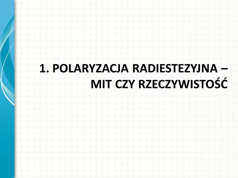 W elektromagnetyzmie znane jest zjawisko polaryzacji elektrycznej, która polega na przesunięciu ładunków elektrycznych przeciwnych znaków pod wpływem zewnętrznego pola elektrycznego.