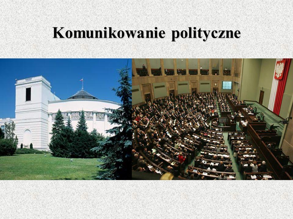 KOMUNIKOWANIE MIĘDZYNARODOWE Specyficzna forma komunikowania politycznego, w której aktorzy polityczni, będący reprezentantami różnych państw lub organizacji międzynarodowych porozumiewają się ze sobą.