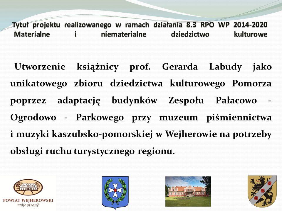 Utworzenie książnicy prof.