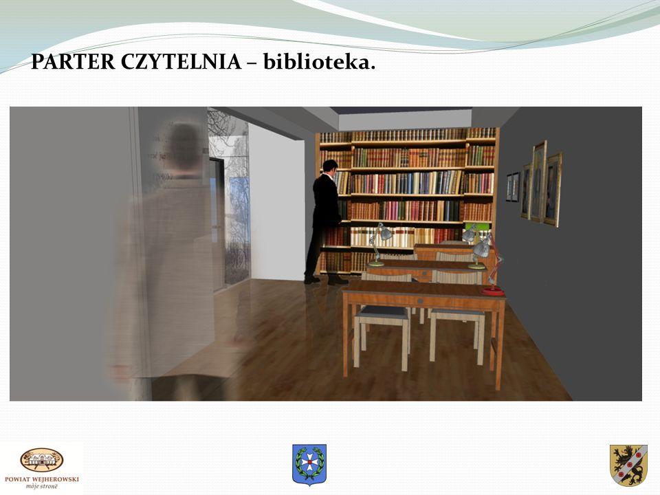 PARTER CZYTELNIA – biblioteka.