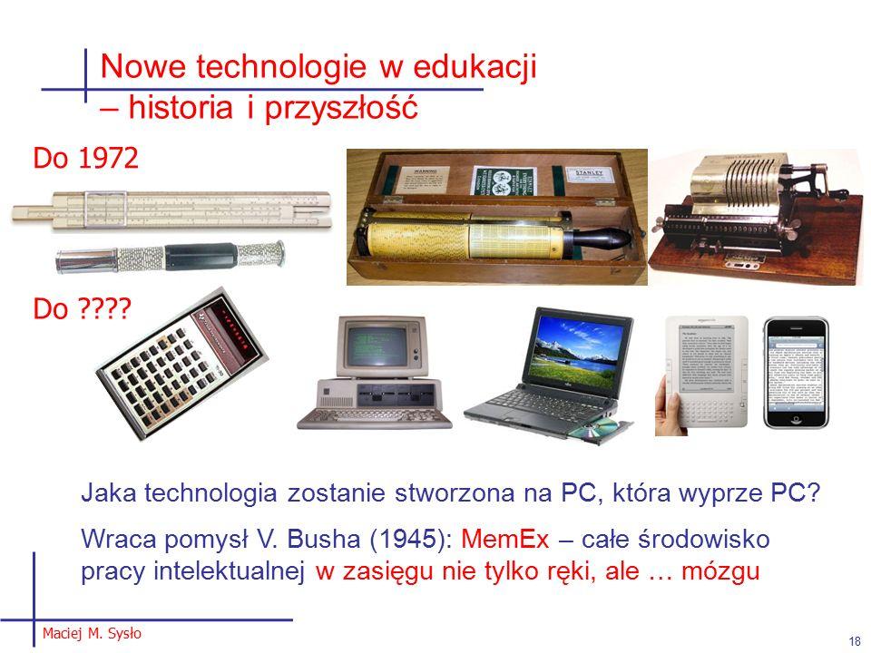 Jaka technologia zostanie stworzona na PC, która wyprze PC.