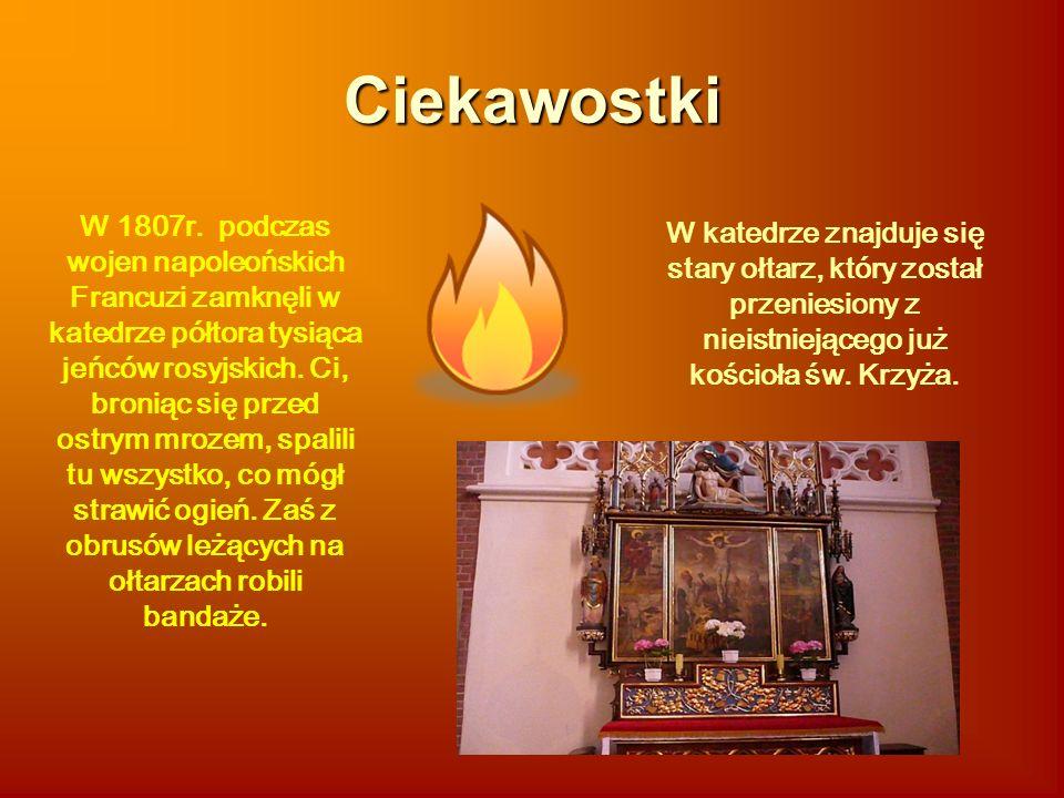 Ciekawostki W 1807r.