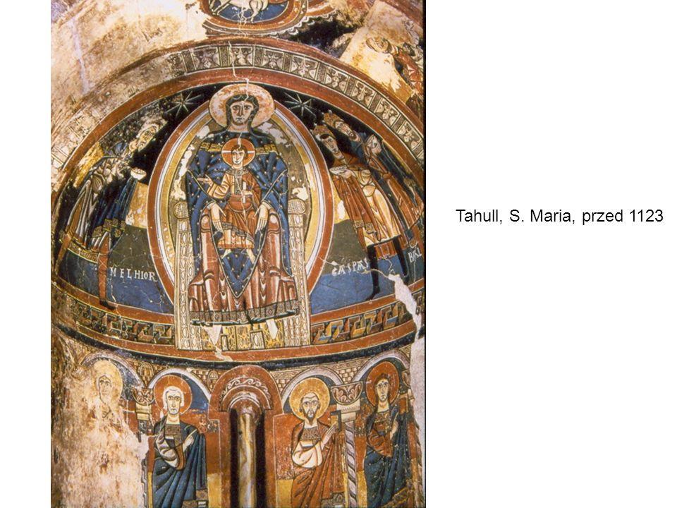 Tahull, S. Maria, przed 1123