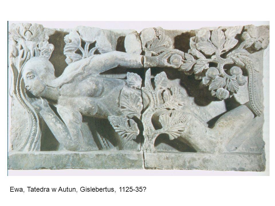Ewa, Tatedra w Autun, Gislebertus, 1125-35?