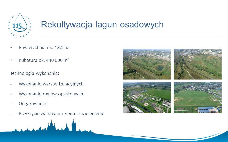 www.prostozkranu.krakow.pl Powierzchnia ok. 18,5 ha Kubatura ok.