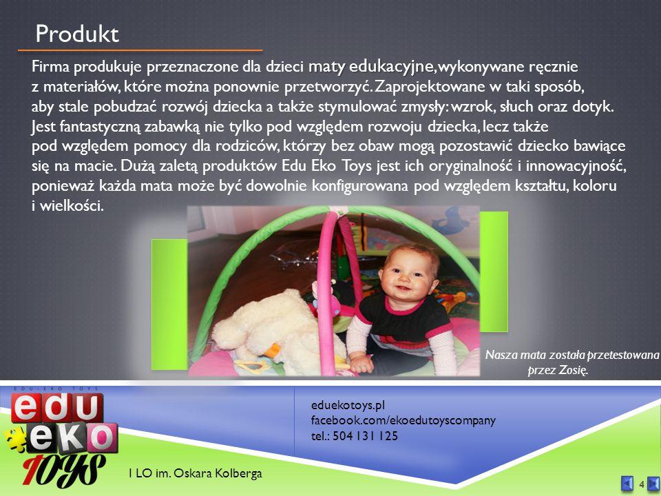 eduekotoys.pl facebook.com/ekoedutoyscompany tel.: 504 131 125 5 T radycyjne zabawki to ju ż prze ż ytek.