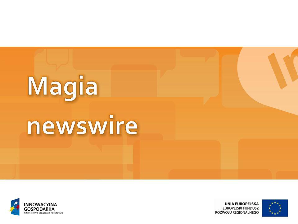 platforma gromadząca i agregująca informacje i materiały prasowe
