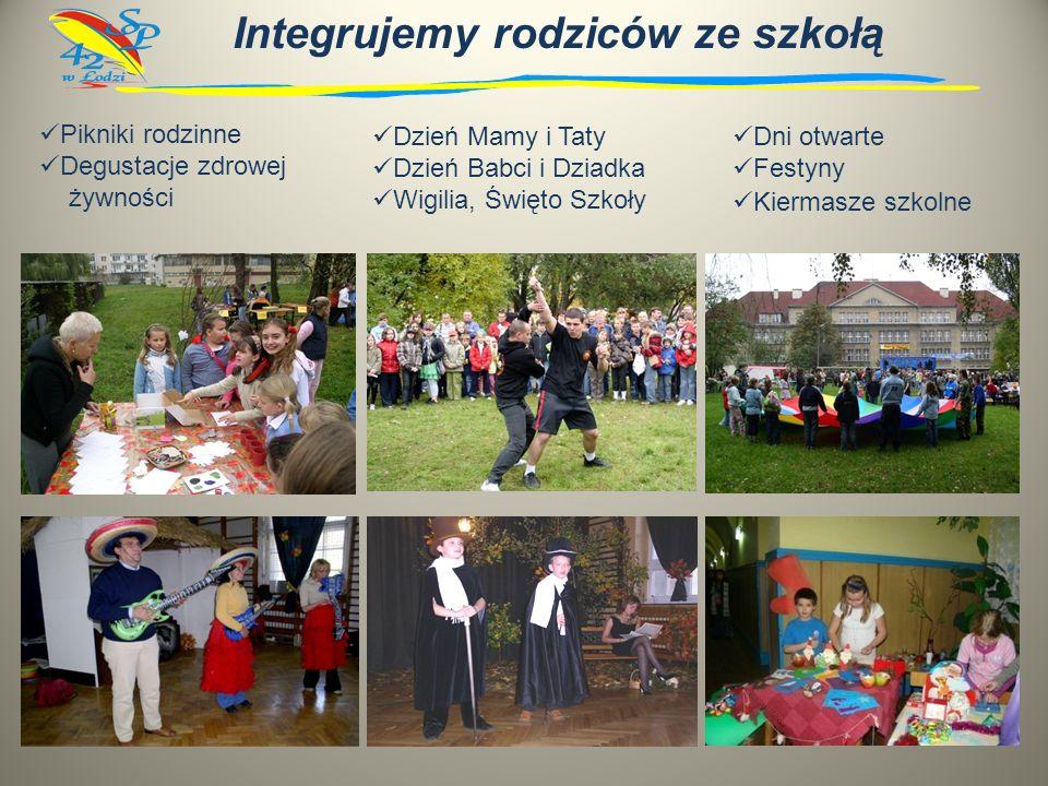 Zapewniamy Pedagog szkolny, p. Agnieszka Błaszczyk, skutecznie wspiera uczniów, rodziców i nauczycieli w rozwiązywaniu wszelkich problemów. Godziny pr